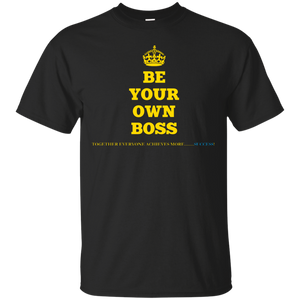 BE YOUR OWN BOSS [CROWN]