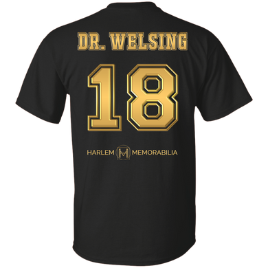 HARLEM MEMORABILIA [GOLD] - WELSING 18 [2 Sided]