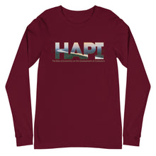 HAPI Unisex Long Sleeve Tee