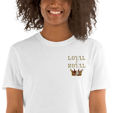 LOYAL & ROYAL [Embroidered]