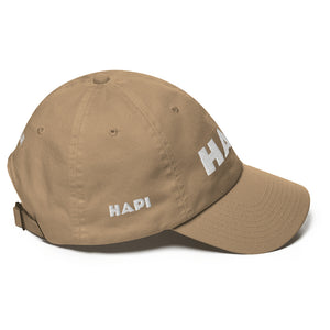 HAPI Dad Hat [Embroidered]