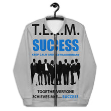 T.E.A.M. SUCCESS [BE EXTRAORDINARY] Unisex Bomber Jacket