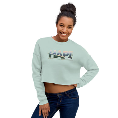 HAPI Crop Sweatshirt