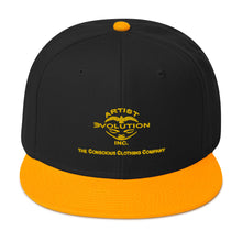 CCC [GOLD] Snapback Hat [Embroidered]