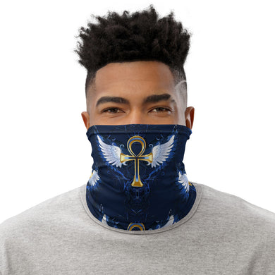 ANKH WITH WINGS Face/Neck Gaiter