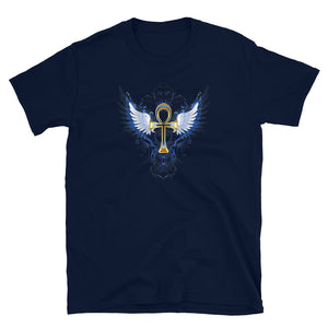 ANKH WITH WINGS