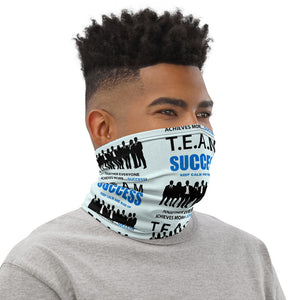 T.E.A.M. SUCCESS [KEEP CALM AND RISE UP] Face/Neck Gaiter