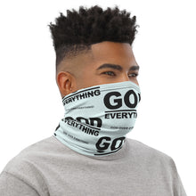 GOD OVER EVERYTHING Face/Neck Gaiter