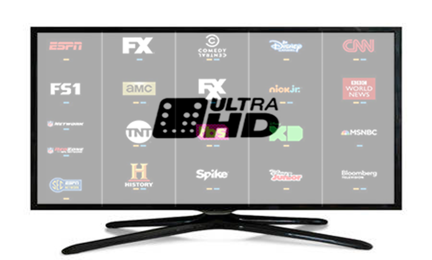 6 month nVisionTV UHD Subscription