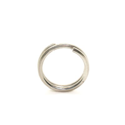 Nickel Round Split Ring product shot