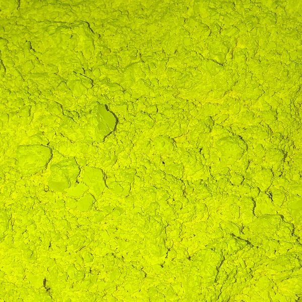 Hot Lime Bling - Neon Pigments