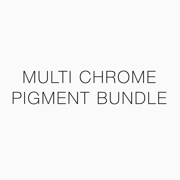 MULTI CHROME PIGMENT BUNDLE