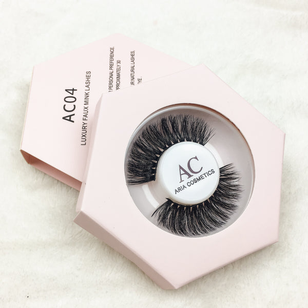 Faux Mink Lashes - Style AC04
