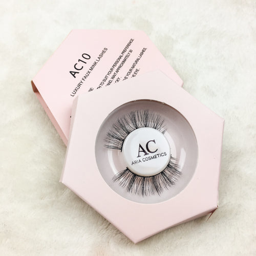 Faux Mink Lashes - Style AC10