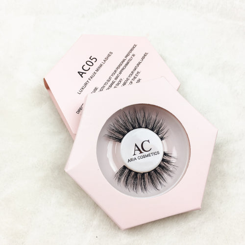 Faux Mink Lashes - Style AC05