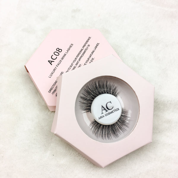 Faux Mink Lashes - Style AC08
