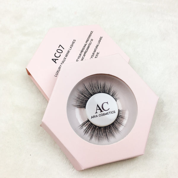 Faux Mink Lashes - Style AC07