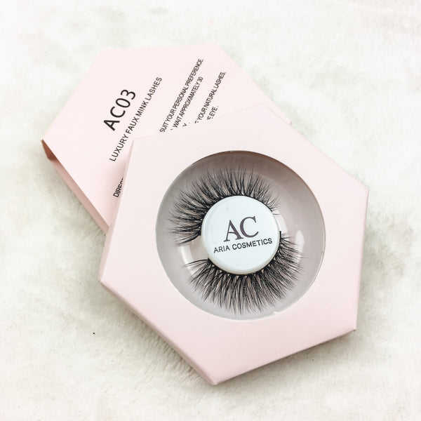 Faux Mink Lashes - Style AC03