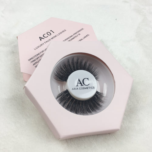 Faux Mink Lashes - Style ACO1