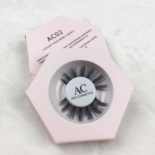 Faux Mink Lashes - Style AC02