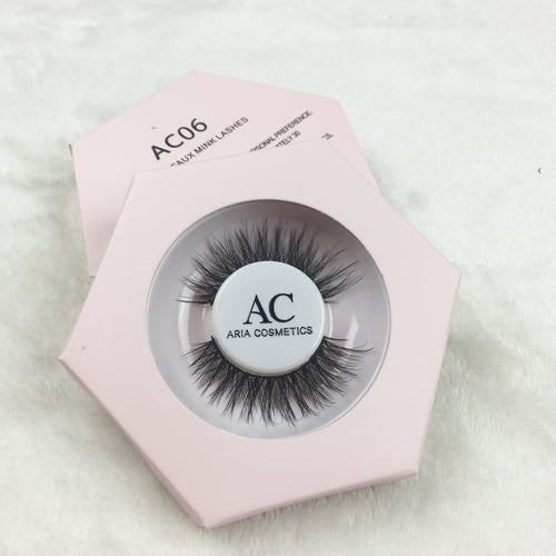 Faux Mink Lashes - Style AC06