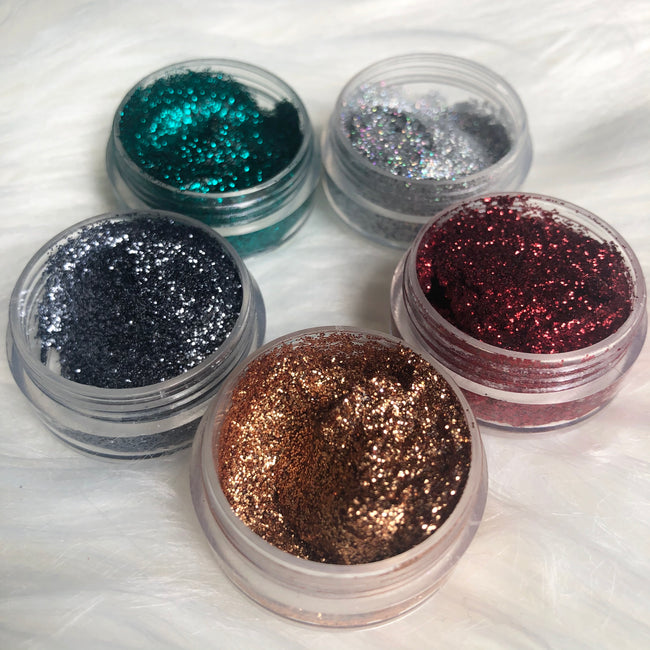 Clearance Deluxe Glitter Set