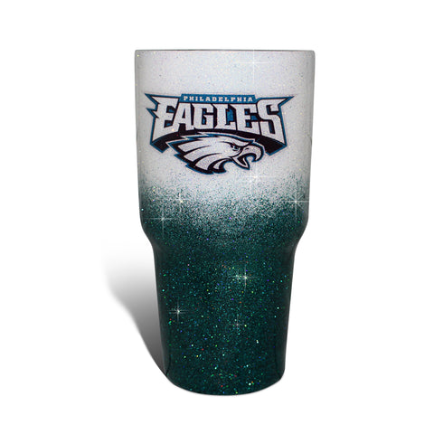 CREATE YOUR OWN SOLID GLITTER YETI TUMBLER