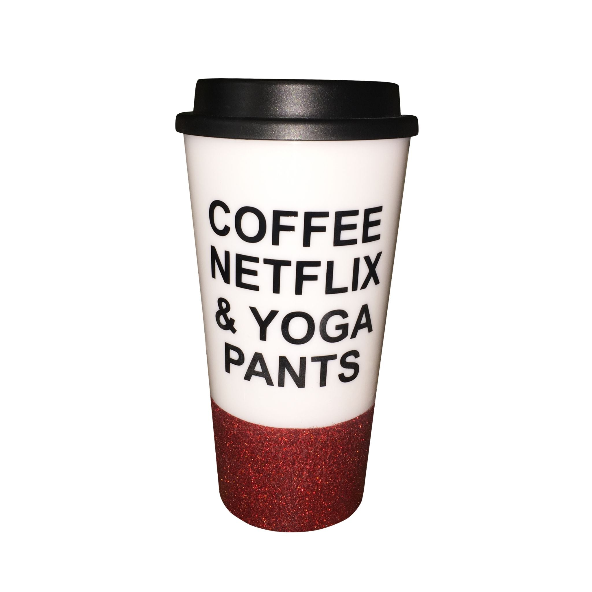 Coffee Netflix Yoga