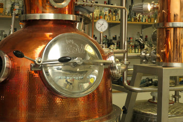 Wessex Distillery Stills