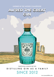 Alfred the Great Gin 70cl