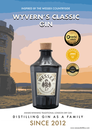 Wyvern's Classic Gin 70CL