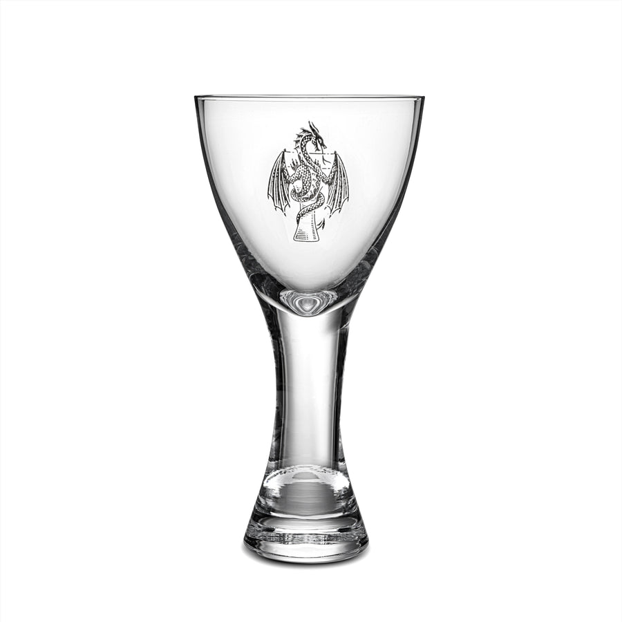 Wessex Chalice Glass