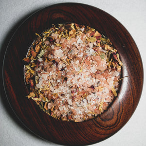 I Am Love - Detoxing Bath Salts