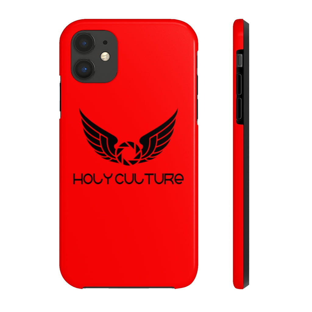 Holy Culture Red Phone Cases