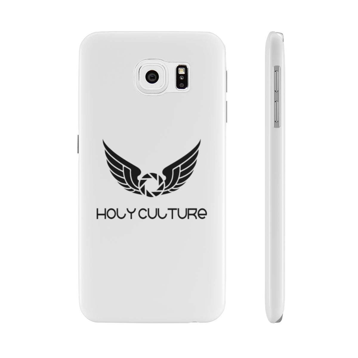 Holy Culture White Mate Slim Phone Cases