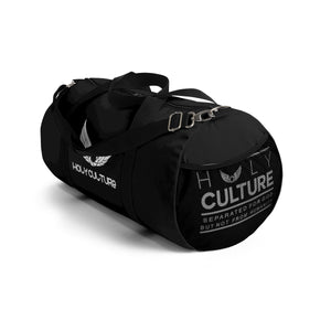 Our Culture's identity Duffel Bag /Black