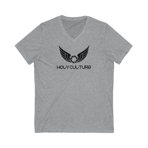 Holy Culture V-Neck Tee