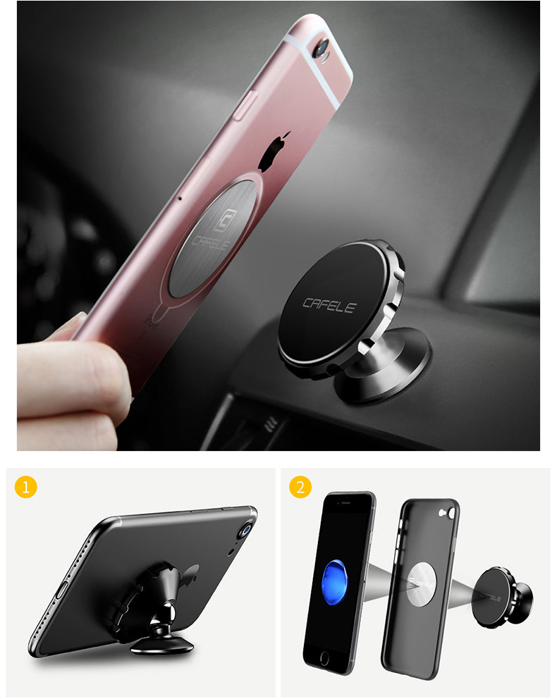 Magnetic 360 Degree Smartphone Holder - Slingkee-Wholesale