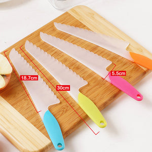 4PC Premium Salad Knives - Slingkee-Wholesale