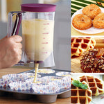 Bakeware Mix Dispenser - Slingkee-Wholesale