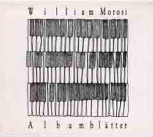 Albumblatter-William Morosi