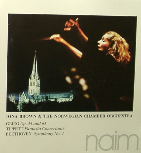 Iona Brown & The Norwegian Chamber Orchestra