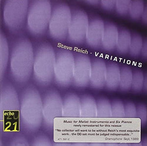 Steve Reich-Variations