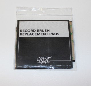 Mofi Record Brush Replacement Pads