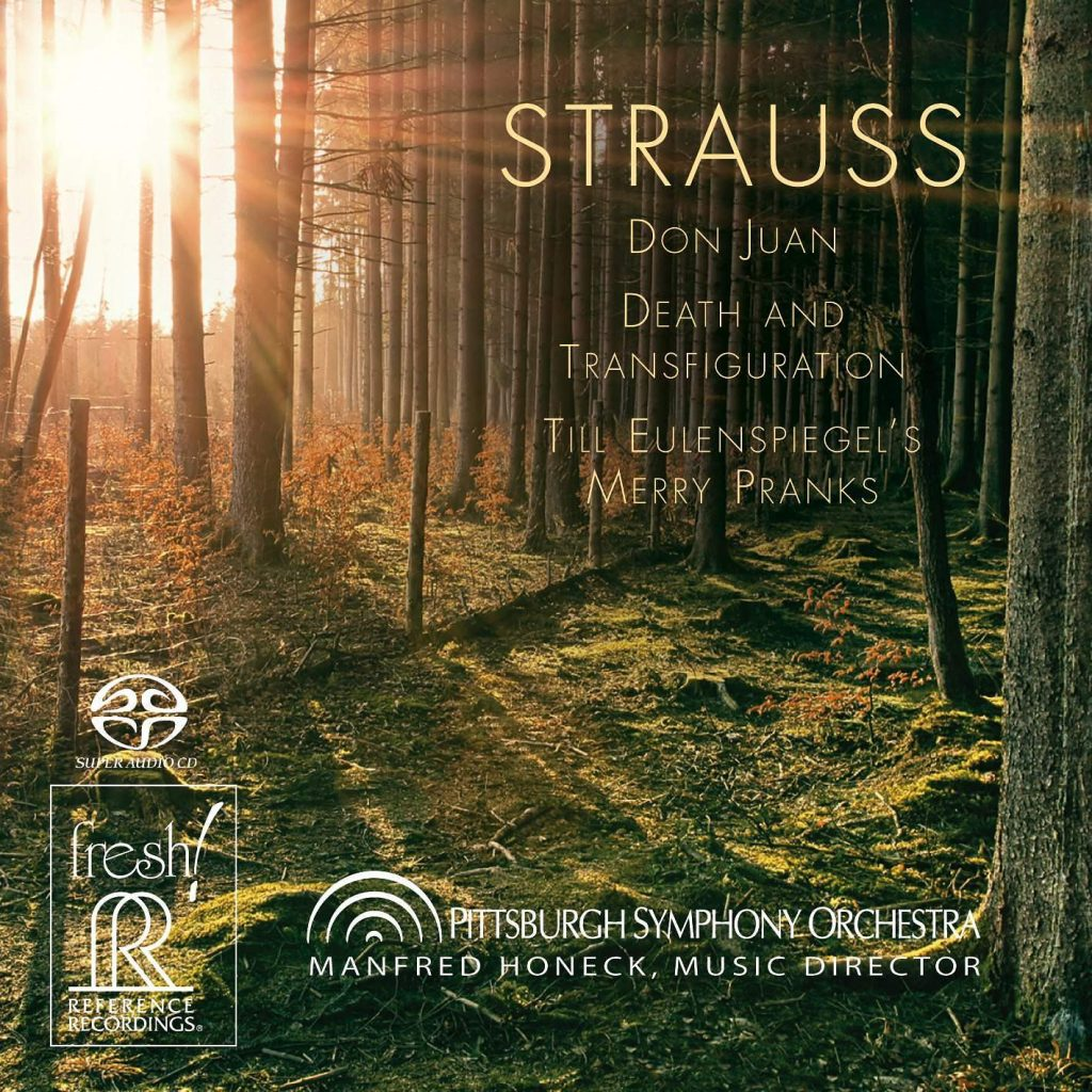 R.Strauss-ManfredHoneck/Pittsburgh Symphony Orchestra