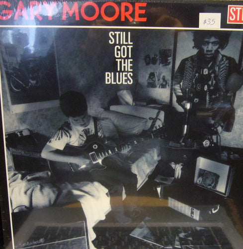 Gary Moore/Still got the Blues