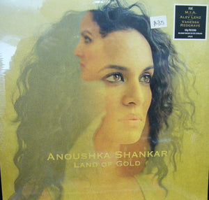 Land of Gold/ Anoushka Shankar