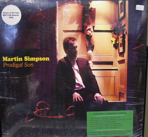 Martin Simpson/ Prodigal Son