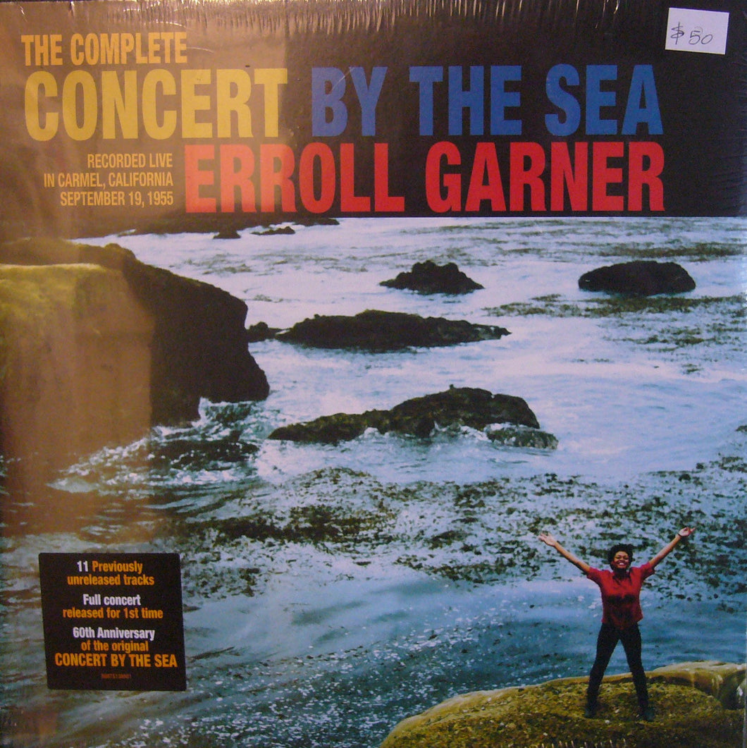 Erroll Garner/ The Completer Concert By The Sea