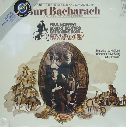 Burt Bacharach/Butch Cassidy and the sundance kid
